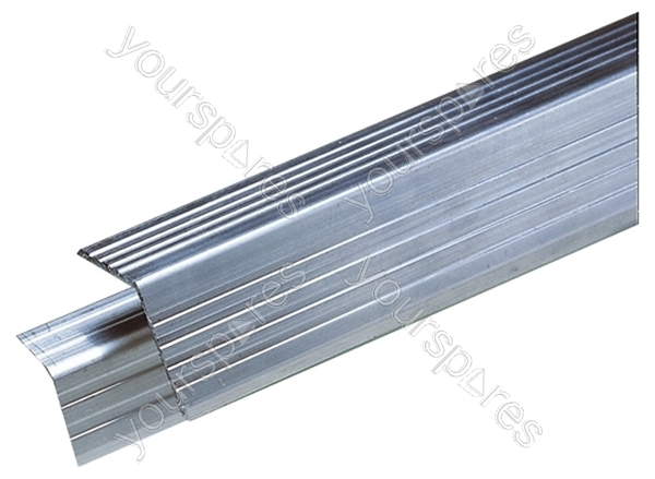 Right Angle Channel : Aluminum extrusion right angle