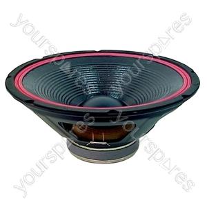 "Soundlab 15"" Chassis Speaker 250W 8 Ohm"