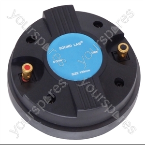 Bolt-on Compression Horn (8 Ohm) - Power RMS  140