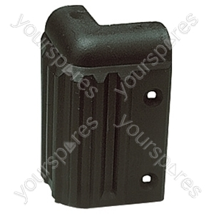 Heavy Duty Plastic Stacking Corner - Dimensions (mm) 85x57x57