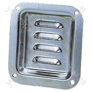 Punched Metal Ventilator Dish