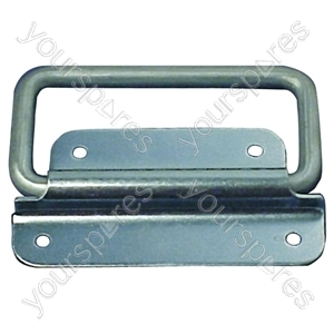 Nickel Metal Drop Case Handle