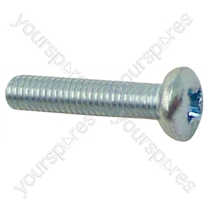 Cross Head M6 Screw - Dimensions (mm) 30