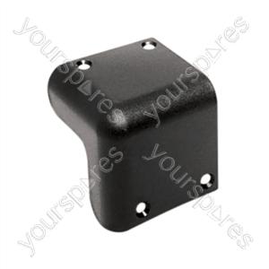 Plastic Corner With Fixing Screws Set of 4