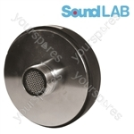 "Titanium 1.75"" Screw-on Compression Driver With 1"" Throat"