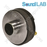 "Titanium 1.75"" Screw-on Compression Driver With 1"" Throat - Power RMS (W) 100"