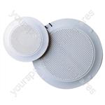 Plastic Circular Ceiling Grill - Diameter (mm) 248mm