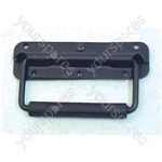 Spring Loaded Drop Case Handle - Colour Black
