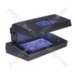 Professional UV Counterfeit Money & Document Detector