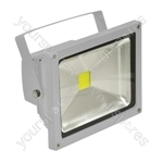 Eagle Waterproof IP65 Grey LED Flood Lights - Power (W) 20