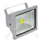 Eagle Waterproof IP65 Grey LED Flood Lights - Power (W) 30
