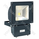 Eagle Waterproof IP65 Black Flood Lights - Lamp Type 70W LED