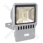 Eagle Waterproof IP65 Grey LED Flood Lights - Power (W) 100