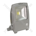 Eagle Slimline LED Floodlight with PIR Sensor - Power (W) 30