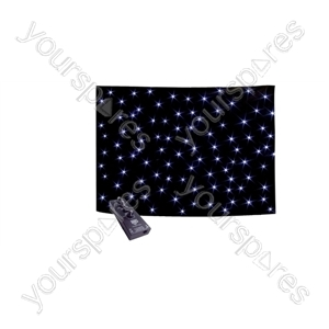 NJD LED Star Cloth Kit (8 x 4.5 m)