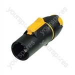 Neutrik NAC3MX-W Waterproof 16A Male Powercon True Locking Cable Connector