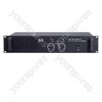 NJS NJSA Stereo Slave Amplifiers - Power RMS (W) @ 4 Ohms 2x500