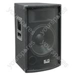 NJS Carpet Covered PA Wood Speaker Cabinet