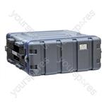 NJS ABS Rack Case - Rack Size 4U