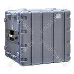 NJS ABS Rack Case - Rack Size 10U