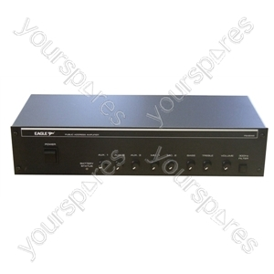 Eagle Black 100 V Line 120 W Mixer Amplifier