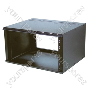 Rackz Self Assembly Bench Rack Case - Rack Size 8U