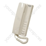 Eagle 5 Way All Master 24 VDC Handset Intercom