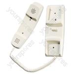 Bell White 801PS Deluxe Door Entry Handset