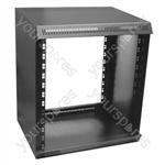 Rackz Self Assembly Bench Rack Case - Rack Size 24U