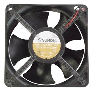 Sunon 12 V DC Axial Flow Fan