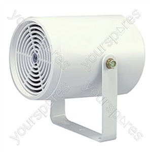 TOA PJ200W 100 V Line Weatherproof Outdoor Speaker 20W