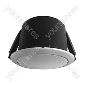 TOA PC1867FC 100 V Line Ceiling Speaker with Firedome