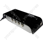 Platinum Digital Aerial Amplifier with Digital Pass - Number of Outputs 4