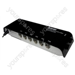 Platinum Digital Aerial Amplifier with Digital Pass - Number of Outputs 6