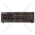 TOA VM2240 240 W 5 zone 100 V Line Amplifier