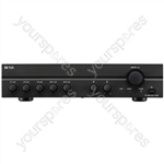 TOA A2000 Series 100 V Line Amplifiers - Power RMS (W) 30