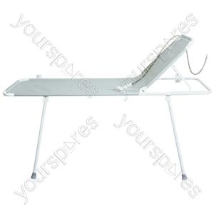 T Series Shower or Changing Stretcher - Configuration T12 Model: Adjustable Back