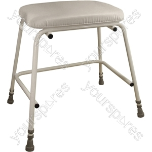 Torbay Bariatric Perching Stool - Arms No