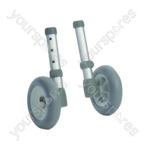 Walking Frame Wheels (small)