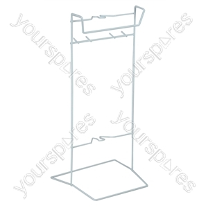 Urine/Catheter Bag Floor Holder