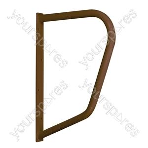 D Rail - Colour Brown