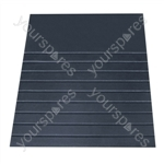 Easy Edge Threshold Rubber Ramp - Product Dimensions (mm) 90x460x540