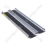 Telescopic Channel Ramps - Size 7 ft