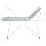 T Series Shower or Changing Stretcher - Configuration T12 Model: Adjustable Back