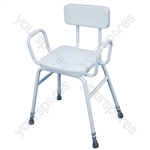 Malling Perching Stool with Anti Scratch Finish
