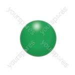 Foam Squeeze Ball (Stress Ball) - Colour Green