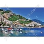 1000 Piece Jigsaw Puzzle - Design Sorrento Coastline
