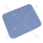 Washable Chair or Bed Pad - Colour Blue