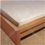 Anti-Allergenic Waterproof Mattress Protector - Size Double