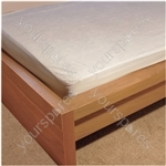 Anti-Allergenic Waterproof Mattress Protector - Size King Size